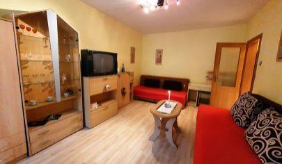 REZERVOVANÝ!!   Na predaj príjemný 1 izb. byt s loggiou v BA Karlova Ves, Silvánska ul.
