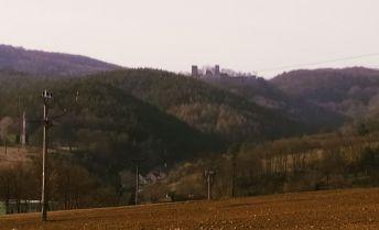 Na predaj nádherný, rozľahlý pozemok s panoramatickým výhľadom v obci Dobrá Voda.