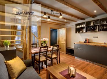 2 - izbový apartmán DELUXE v Holiday Village Tatralandia, kompletná rekonštrukcia