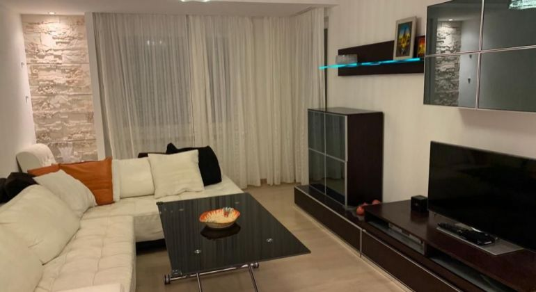 Predaný - BA-Nové Mesto: pekne zrekonštruovaný byt v obľúbenej lokalite