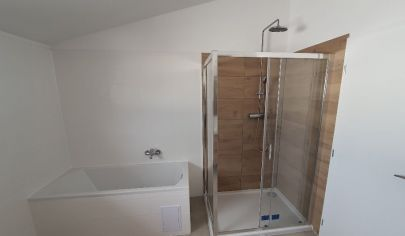 Predaj - NOVOSTAVBA - nízkoenergetický 4-izbový rodinný dom Rohožník.