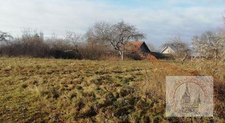 Stavebný pozemok Mudrovce , Košice - okolie (171/20)