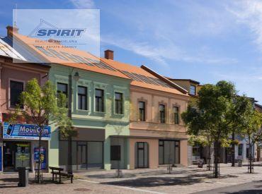 2-izbový byt v top lokalite - Liptovský Mikuláš, Námestie osloboditeľov