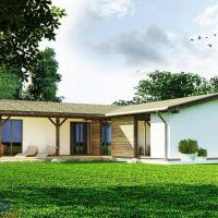 Rodinný dom, Piešťany, 114 m², Novostavba