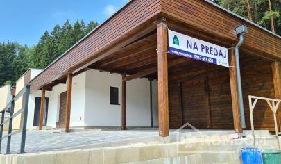Predaj, novostavba rodinný dom Sollo Žilina, Lietava