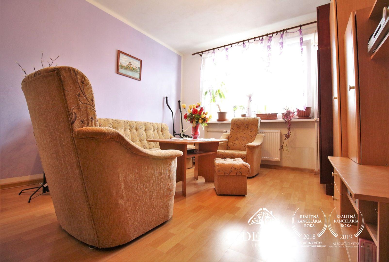 3-izbový byt-Predaj-Horné Srnie-92900.00 €