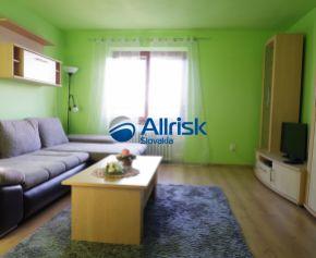 Kompletne zariadený byt na prenájom v centre mesta Nitra