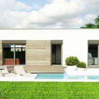Rodinný dom, Piešťany, 96 m², Novostavba