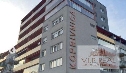 PRENÁJOM - pekný, priestranný 1-izbový byt (38m2) v projekte KOPRIVNICA - BA- Dúbravka, Koprivnická ul.