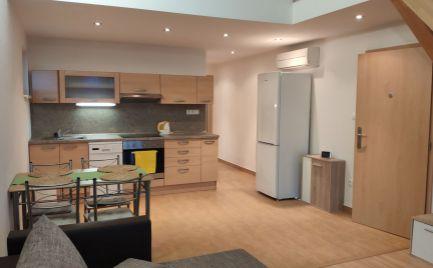 DMPD Real Vám ponúka na prenájom 3- izbový zariadený mezonetový byt