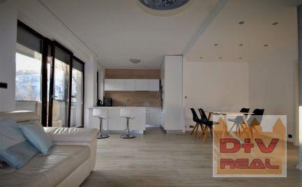 3 izbový byt, Kováčska ulica, Bratislava I, Staré Mesto, zariadený, parkovanie, loggia, balkón