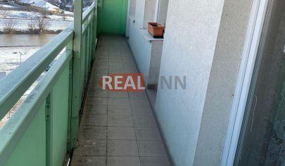 REALFINN   NOVÉ ZÁMKY  -  3  izbový byt na predaj