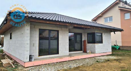 Na predaj novostavba Bungalov, garáž, 604 m2, Košeca