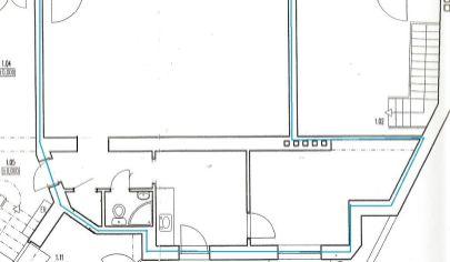 Prenájom – Obchodný priestor 65 m2 s výkladom Staré mesto – BA I Top ponuka !