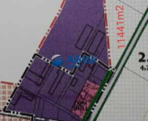 Pozemok-orná pôda v Galante na predaj