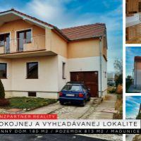 Rodinný dom, Madunice, 180 m², Novostavba