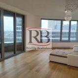 Na prenájom 3 izbový byt v bytovom komplexe SkyPark na Továrenskej ulici v Starom Meste, BAI