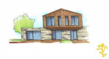 Predaj rodinných domov v Bernolákove v novom projekte LILIUM