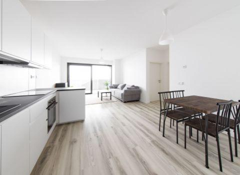 Na prenájom úplne nový priestranný 2 izbový byt s loggiou na Tehelnom poli