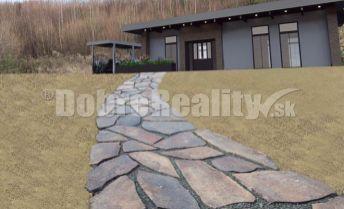 REZERVOVANÉ - PREDAJ: Slnečný stavebný pozemok v obci Badín