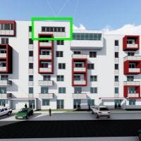 3 izbový byt, Vráble, 85 m², Vo výstavbe