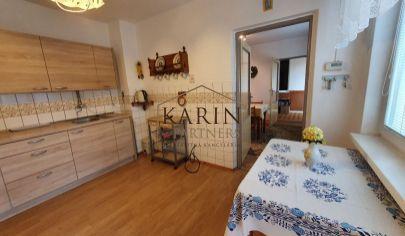 NA PREDAJ 4 izb. rodinný dom  s krásnym pozemkom v milej obci  na Záhorí Smolinské okr. Senica