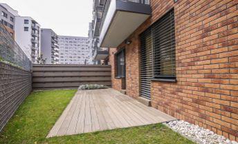 Nebytový priestor 90,30 m2 + zelená terasa 111,80 m2, STEIN 2, možnosť parkingu