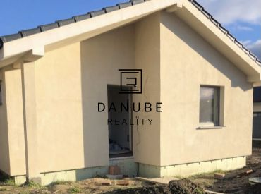 Predaj novostavby 4-izbového rodinného domu v Novej Dedinke, okres Senec
