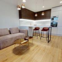 2 izbový byt, Bratislava-Ružinov, 45.01 m², Kompletná rekonštrukcia