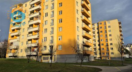 Exkluzívne na predaj byt 1,5 byt, balkón, 42 m2, Trenčín, Ul. Východná