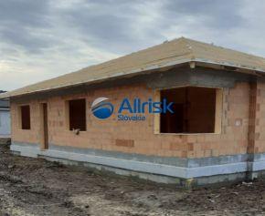 Novostavba 4-izbového rodinného domu v Galante