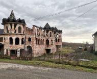 Predám rozostavaný dom pri Rimavskej Sobote