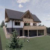 Rodinný dom, Dolný Kubín, 792 m², Novostavba