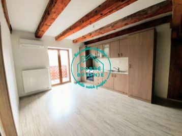 Exkluzívne ponúkam na prenájom 1 izbový byt v centre
