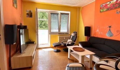 3 izbový byt s balkónom Hliny VII