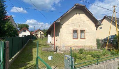 Starší RD Višňové s pozemkom 700 m2