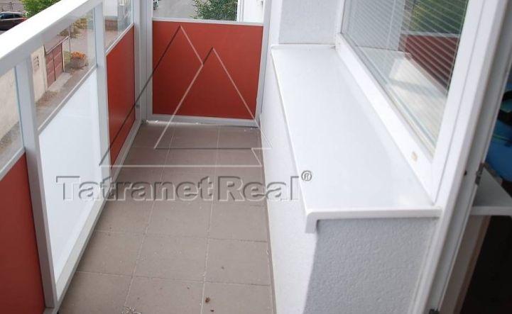 2-izb. byt v centre Liptovského Mikuláša na prenájom