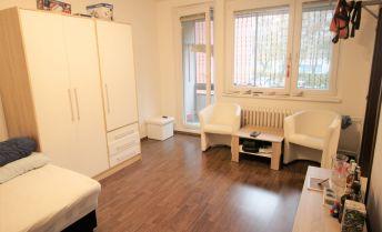 Kompletne zrekonštruovaný 1-izbový byt na Ľuda Zúbka v Dúbravke