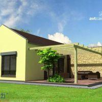 Rodinný dom, Piešťany, 130 m², Novostavba