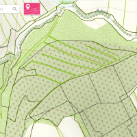 Rekreačný pozemok, Dravce, 6349 m²