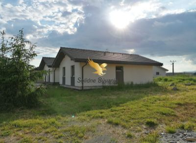 EXKLUZÍVNE! Novostavba rodinného domčeku v obci Zvolenská Slatina