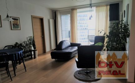 3 room apartment, Landererova street, Panorama city, furnished, loggia, parking, pet friendly owner
