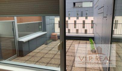 Predaj -  4 i mezonetový byt (155m2)  s terasou a parkovaním v novostavbe pri Štrkovci BA- Ružinov, Drieňová ul