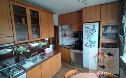 NOVINKA!!! Nádherný priestranný 3 izbový byt Mirka Nešpora Prešov, rekonštruovaný a čiastočne zariadený