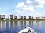 Rekreačné domy pri jazere