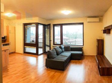 Na prenájom krásny 3-izbový byt, 92 m², + park.státie, Bazová ul., GAUDÍ, voľný ihneď