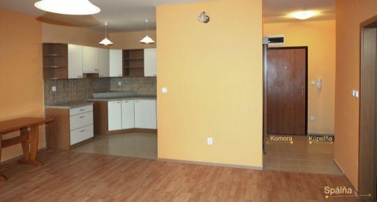 Galanta, centrum: Prenájom moderného 2izb bytu 58m2 OV 2/3p; novostavba; čiastč. zariadený