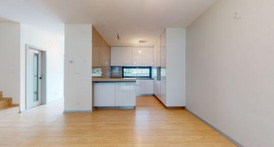 4izb. RD/ byt, 115m2, NOVOSTAVBA 2020, terasa, záhrada, 2x parking, ul. Železničná, 3D