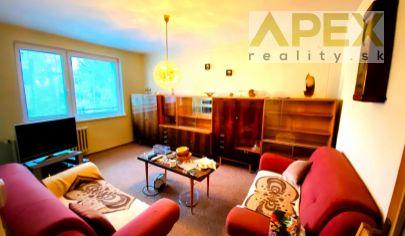 Exkluzívne APEX reality 3i. s dvoj_balkónom na Štúrovej ul., čiastočná rekonštrukcia, 66 m2