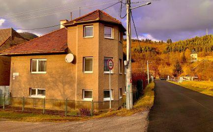Predaj rodiného domu v k.ú. Nemecká, časť Dubová.